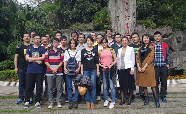 广州研发团队活动