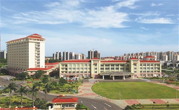 海南西部中心医院